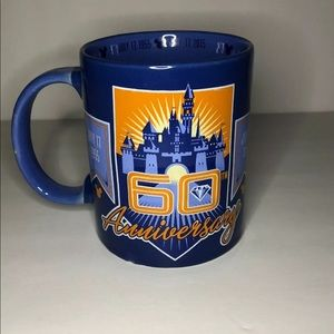 Disney 60th Anniversary Diamond Celebration Mug